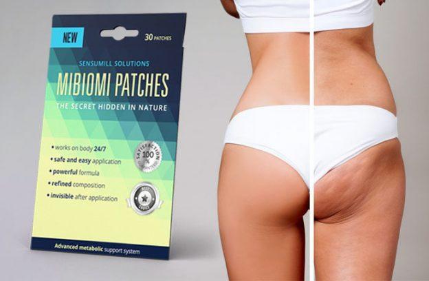 Mibiomi Patches tapaszok a fogyás