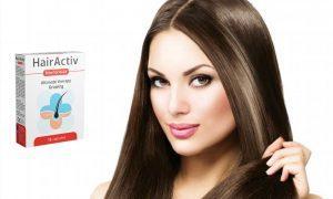 HairActiv kapszula, összetevők, hogyan kell bevenni, hogyan működik, mellékhatások