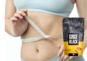 GingeBlack por, összetevők, hogyan kell bevenni, hogyan működik, mellékhatások