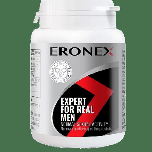 Eronex kapszulák - összetevők, vélemények, fórum, ár, hol kapható, gyártó - Magyarország