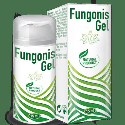 Fungonis gél - összetevők, vélemények, fórum, ár, hol kapható, gyártó - Magyarország