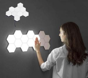 Lightcomb moduláris lámpa, hogyan kell használni, hogyan működik